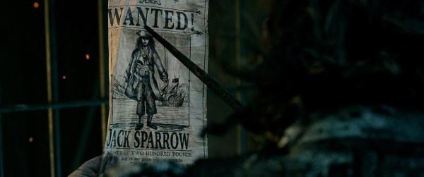 《加勒比海盗5》海报曝光,杰克船长将打响终极一役