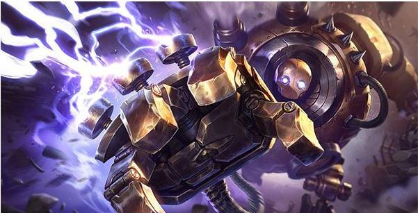英雄联盟机器人应该怎么玩 机器人的骚套路讲解